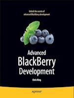 Advanced BlackBerry Development af Chris King