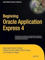 Beginning Oracle Application Express 4 (Experts Voice in Oracle)