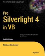 Pro Silverlight 4 in VB