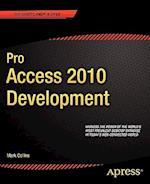 Pro Access 2010 Development af Mark Collins, Creative Enterprises