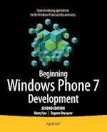 Beginning Windows Phone 7 Development af Henry Lee, Eugene Chuvyrov
