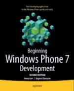Beginning Windows Phone 7 Development