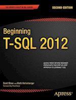 Beginning T-SQL 2012 af Scott Shaw