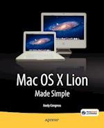 MAC OS X Lion Made Simple (Made Simple)
