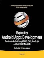 Beginning Android Web Apps Development af Jon Westfall, Rocco Augusto, Grant Allen