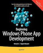 Beginning Windows Phone App Development af Henry Lee, Eugene Chuvyrov