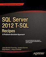 SQL Server 2012 T-SQL Recipes : A Problem-Solution Approach