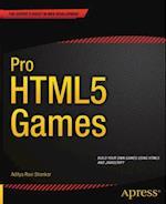 Pro HTML5 Games af Aditya Ravi Shankar