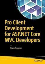 Pro Client Development for Asp.net Core Mvc Developers