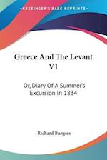 Greece and the Levant V1