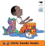 Little hands books 4: Set of 4 board books