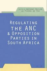 Regulating the ANC and Opposition Parties in South Africa