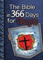 Bible in 366 Days for Guys (eBook) (The Bible in 366 Days)