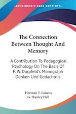 The Connection Between Thought and Memory