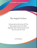 The August Cyclone af Carl Mckinley