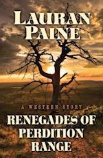 Renegades of Perdition Range af Lauran Paine