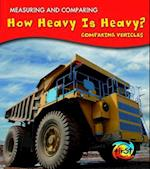 How Heavy Is Heavy? (Measuring and Comparing)