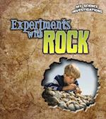 Experiments With Rocks (Heinemann First Library)