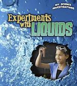 Experiments With Liquids (Heinemann First Library)