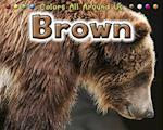 Brown (Colors All Around Us)