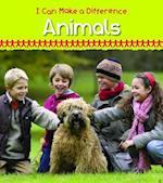 Helping Animals (Heinemann First Library)