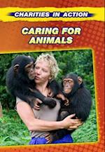 Caring For Animals (Charities in Action)