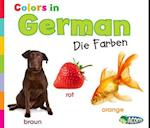 Colors in German (Acorn)