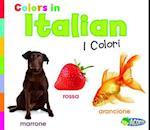 Colors in Italian (Acorn World Languages Colors)