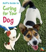 Ruff's Guide to Caring for Your Dog (Heinemann First Library)