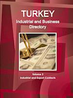 Turkey Industral and Business Directory af USA International Business Publications