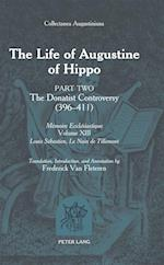The Life of Augustine of Hippo af Louis-Sebastien Le Nain de Tillemont