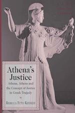Athena's Justice af Rebecca Futo Kennedy