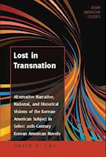Lost in Transnation (Asian American Studies, nr. 1)