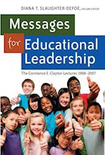 Messages for Educational Leadership (Black Studies & Critical Thinking: Black Leadership)