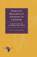 Improving Preaching by Listening to Listeners (Bible and Theology in Africa)