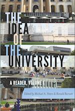 The Idea of the University (Global Studies in Education, nr. 30)