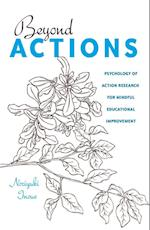 Beyond Actions (Educational Psychology, nr. 28)