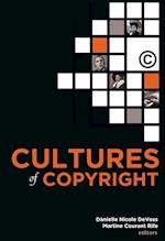 Cultures of Copyright (Communication Law, nr. 4)