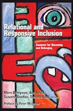 Relational and Responsive Inclusion (Inclusion and Teacher Education, nr. 1)