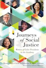 Journeys of Social Justice (Black Studies and Critical Thinking, nr. 88)