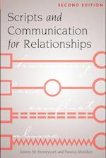 Scripts and Communication for Relationships (American University Studies, nr. 6)