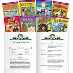 American Tall Tales 8 Book Set