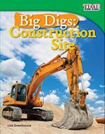 Big Digs Construction Site (Time for Kids: Nonfiction Readers)