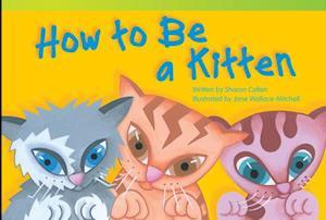 Bog, paperback How to Be a Kitten af Sharon Callen