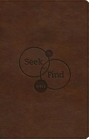 ESV Seek and Find Bible (Trutone A)