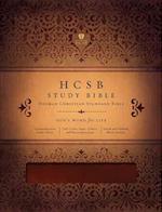 HCSB Study Bible af Holman Bible