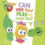 VeggieTales: Can You Say Peas and Thank You?, a Digital Pop-Up Book (Veggie Tales)