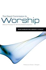 Great Commission to Worship af David Wheeler