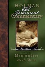 Holman Old Testament Commentary - Exodus, Leviticus, Numbers af Glen Martin