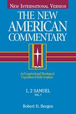 1, 2 Samuel (NEW AMERICAN COMMENTARY)